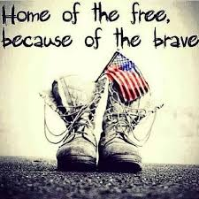 Veteran Quotes Interesting Charming Home The Free Because The Brave S And With Veteran Quotes
