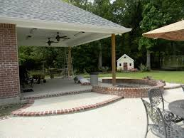 patios outdoor kitchens
