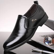 leather slip resistant business formal dress shoes share get