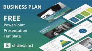 Free Business Templates For Powerpoint Business Plan Free Presentation Design For Powerpoint