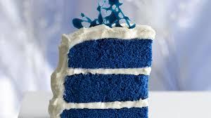 Royal Blue Velvet Cake Recipe - BettyCrocker.com