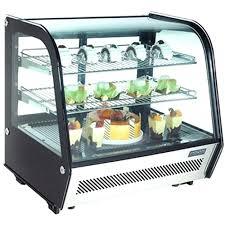 countertop display refrigerator polar refrigerated display chiller countertop cake display fridge perth