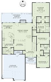 country craftsman european house plan 82250 level one