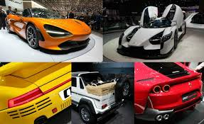Fortress Of Supertude The Most Insane Supercars At The