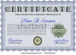 sample certificate diploma beauty design frame stock vector  sample certificate or diploma beauty design frame certificate template vector complex background