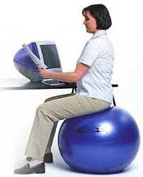 ergonomic ball office chairs. exercise ball image ergonomic office chairs
