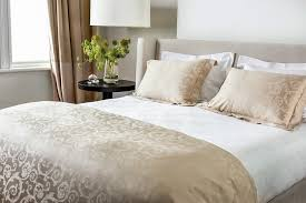 Designer Quilt Covers Champagne Golden Quilt Cover Set