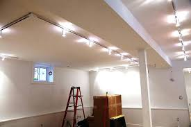 track lighting kitchen. Modern Track Lighting Image Of Basement Idea  Kitchen