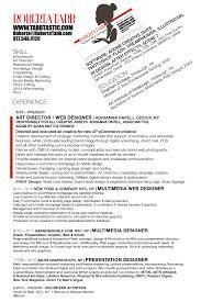 Interactive Copywriter Resume