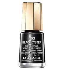 <b>Mavala Mini</b> Colour Nail Polish Black Oyster - Boots | Nail polish ...