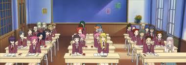 Japanese School System Negima Wiki Fandom Powered By Wikia