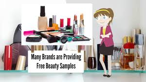 100 free makeup kits by mail