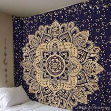 india mandala tapestry bohemian wall hanging gobelin hippie hippy home decor wall tapestry carpet 59 05x78 74inch tapestry modern art tapestry nyc from
