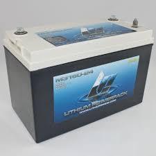M3160-24 <b>24V 60Ah</b> Marine Trolling <b>Battery</b> - <b>Lithium</b> Pros
