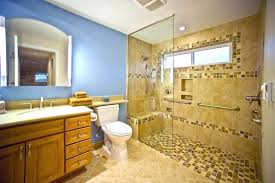 showers doorless walk in shower ideas wonderful design this beautifully tiled has a glass wall shower custom shower floor plans