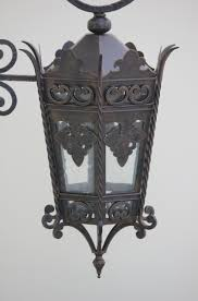 lights of tuscany inspirations wrought iron outdoor lighting fixtures gallery img