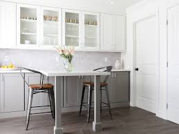 Gray White Cabinets Shine In This California Kitchen Remodel