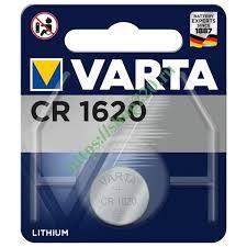 Купить <b>Батарейка</b> VARTA ELECTRONICS <b>CR 1620</b> (упаковка 1шт ...