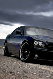 dodge charger wallpaper black.  Charger Black On Dodge Charger IPhone Wallpapers For Wallpaper H
