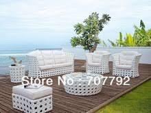 art deco outdoor furniture. Art Deco Rattan Sofa Set Outdoor Furniture R