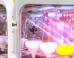 Máy tiệt trùng sấy khô khử mùi bằng tia UV Ecomom 202 Pro Advanced - Baby  Mall