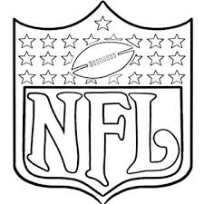 nfl coloring book and trivia free coloring pages coloring books