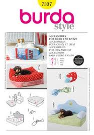 Dog Bed Patterns Unique 48 Best Chiens Images On Pinterest Pet Clothes Beds And Crafts