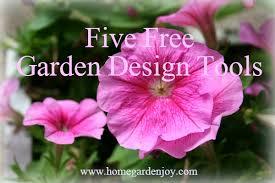 Small Picture Five Free Garden Design Templates