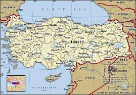 turkey physical features.  Features Turkey Political Map Boundaries Cities Includes Locator For Turkey Physical Features U