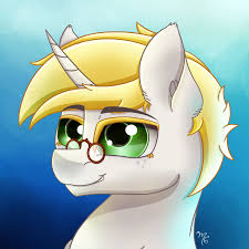 1358166 artist midnightsix3 blonde hair freckles gles grant background green eyes male oc oc book shield oc only pony safe smiling