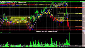 Commodity Trading Using Track N Trade Live Futures And 5 0