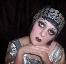flapper makeup photo 1
