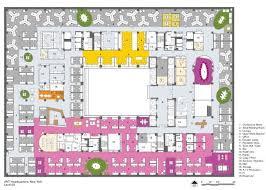 gallery office floor. plan gallery office floor