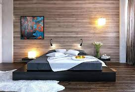 japanese platform bed. Japanese Platform Bed Make View In Gallery Black With A Modern Wood . H