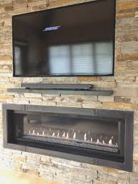 fireplace top tv above gas fireplace decoration ideas collection cool at design tips top tv