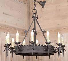 chandelier surprising cast iron chandelier wrought iron ceiling light fixtures wood wall candle hinging traditonal