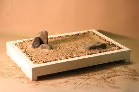 picture of finished zen garden