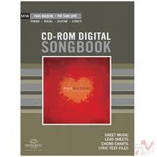 Paul Baloche The Same Love Song Book