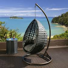 garden hanging egg chair 44 best hanging rattan egg pod outdoor chairs images on