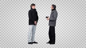 people standing and talking png. two men standing \u0026 talking (in winter clothing). footage with alpha channel. file format - mov. codeck png+alpha combine these other people and png o