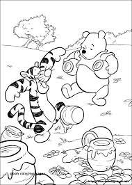 Pooh Coloring Pages Winnie The Pooh Coloring Book Elegant Luxury