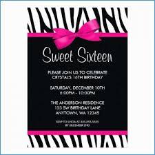 Free 13th Birthday Invitations 008 Sweet Invite Templates Template Ideas Wonderful 16