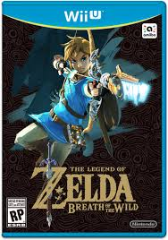 The Legend of Zelda: Breath of the Wild — Википедия