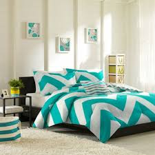 Twin Bedding Sets Sale, 500+ To Choose From & Mizone Libra Chevron Blue & Grey Twin Comforter Set Adamdwight.com