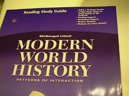 World History Patterns Of Interaction Answer Key Simple EBlueJay Modern World History Patterns Of Interaction Reading Study
