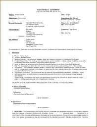 Sample Construction Loan Agreement Template General Contractor Contract Template Construction Loan 10