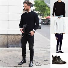 Black italian made chelsea boots go so well with black jeans. Theidleman Com Is Connected With Mailchimp Chelsea Boots Men Outfit Boots Outfit Men Black Chelsea Boots Outfit