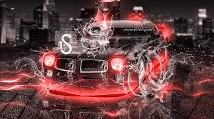 Pontiac Water Muscle Car El Tony