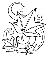 Small Picture Fall season 5 Nature Printable coloring pages