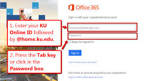 Office 365 Log In Ku Students Faculty Staff Get 1tb Of Cloud Storage And